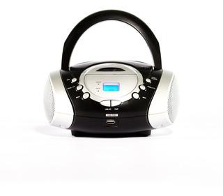 Radio Grabador Daewoo Bluetooth Mp3 Usb Am Fm Cd Aux Lcd