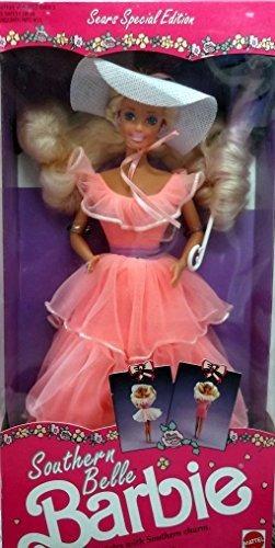 Imagen 1 de 2 de Belle Del Sur Edicion Especial Barbie 1991