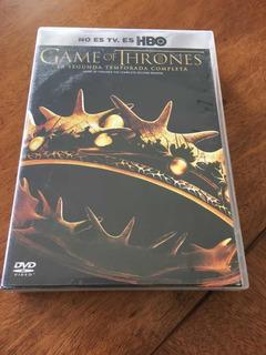 Juego De Tronos Serie Game Of Thrones Original 2a Temporada