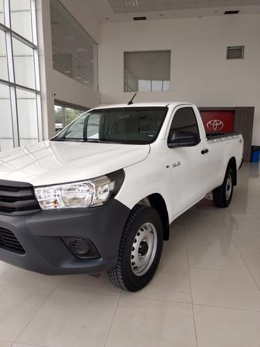 Toyota Hilux Cabina Simple 4 X 4 Modelo 2021