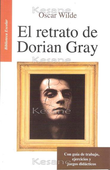 El Retrato De Dorian Gray / Oscar Wilde / Libros Juveniles