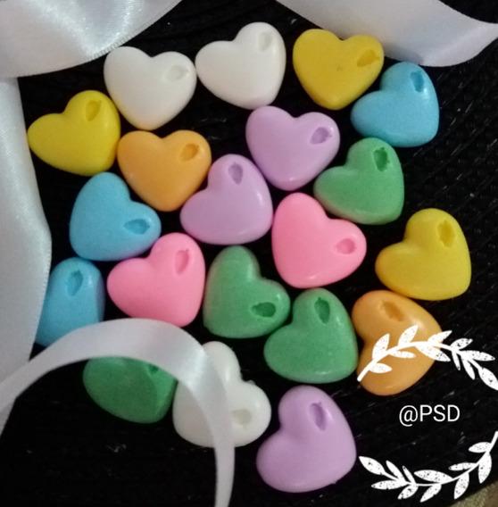 300 Mini Sabonetes Coração Perfumados Lembrancinha, Batizado