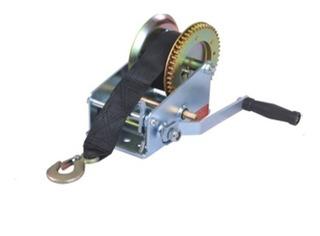 Guincho Manual Catraca Com Fita 600lbs 95861 - Strom