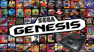 Coleccion Sega Genesis Totalmente Completa!