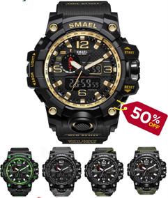 Relógio Militar G-shock Smael Original À Prova D