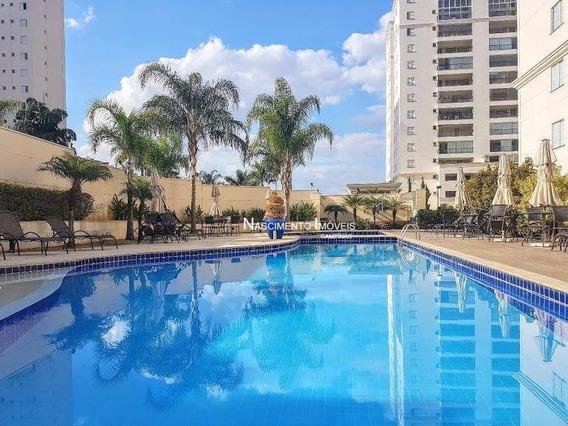 Estuda Permuta Com Casa De Maior Valor!!! Apartamento Com 4 Dormitórios À Venda, 116 M² Por R$ 860.000 - Vila Brandina - Campinas/sp, - Ap0565