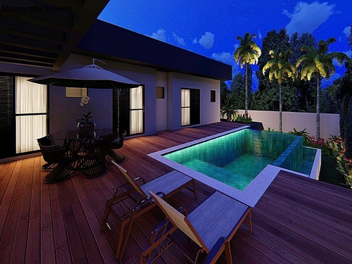Casa - A Venda - Itatiba - Condomínio - Ca00298 - 4874176