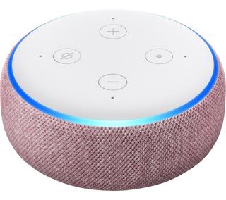 Parlante Amazon Alexa Echo Dot 3 Ticotek
