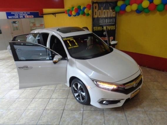 Honda Civic 1.5 16v Turbo Gasolina Touring Turbo Cvt