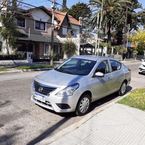 Nissan Versa Sense Mt 1.6---- 2018------16.300 Kms