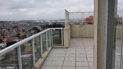 Cobertura Residencial À Venda, Jardim Consórcio, São Paulo - Co0038. - Co0038