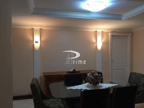 Apartamento Com 4 Dormitórios À Venda, 300 M² Por R$ 750.000,00 - Centro - São Gonçalo/rj - Ap0336