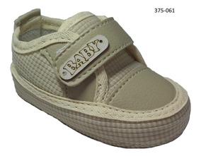 Sapato Tenis Bebe Masculino / Sapatenis Menino 375-061
