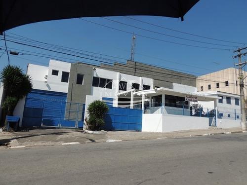 Galpão Para Locação No Bairro Parque São Lourenço, 3642 M - 877