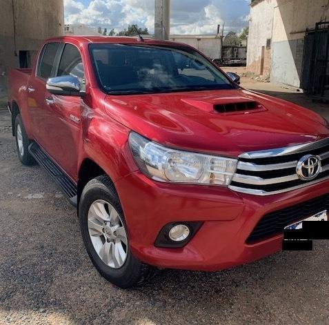 Toyota Hilux 2016 Diesel, 4x2 Mt