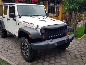 Impecable Jeep Wrangler Rubicon Unlimited