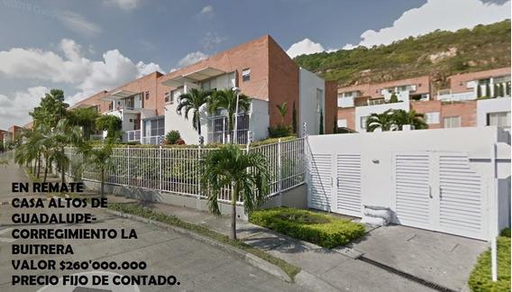 En Remate Casa Altos De Guadalupe