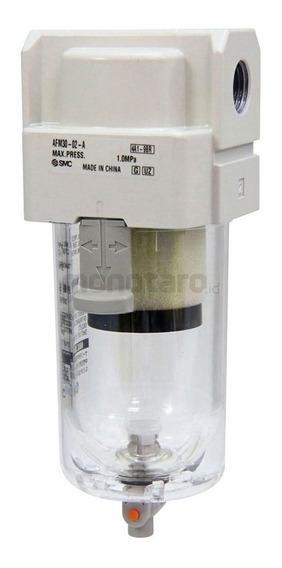 Filtro Coalescente Para Ar Comprimido Smc Afm40-f04-a