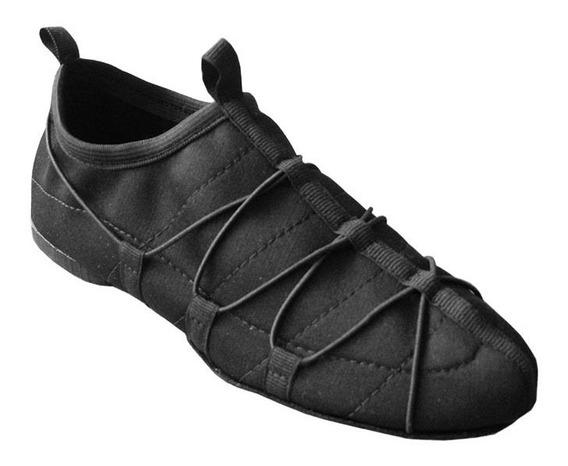 Zapatillas Light Sneakers Jazz Neopreno Danza - Suela Crep