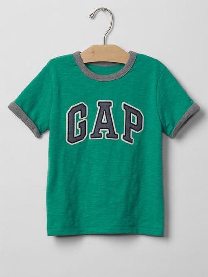 Camisa Polo Ou Camiseta Gap Babygap 12-18m Promoção