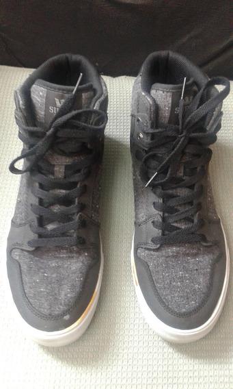 Zapatos De Caballeros Supra Casuales Originales Talla 45