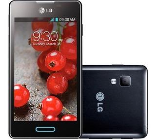Smartphone Lg Optimus L5 E450f Desbloqueado Nota Fiscal