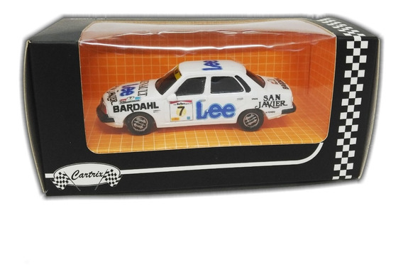 Renault 18 Rally Nro7 Ernesto Soto 1/43 Cartrix