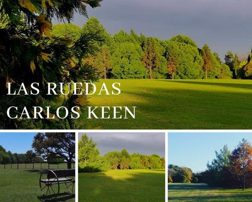 Imagen 1 de 14 de Alquiler Temporal  Las Ruedas Carlos Keen (leer Descripción)