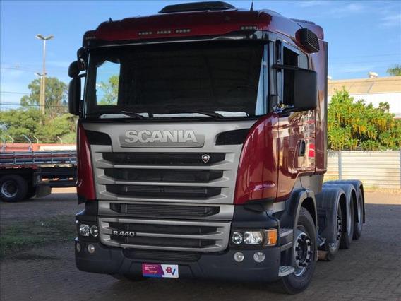 Scania R440 6x2 Highline Ano 2016