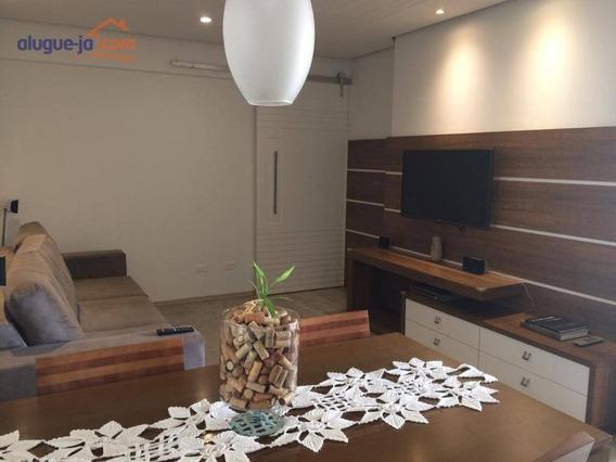 Vendo, Apto, Mobiliado, 3 Dormitórios No Jardim Satélite Ao Lado Shopping Vale Sul - Sajcampos - Ap7549