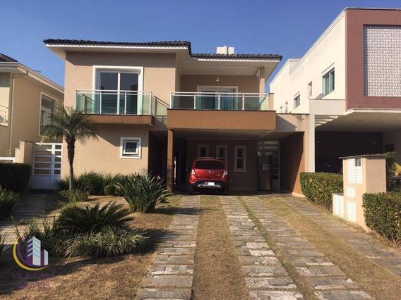 Casa Em Condomínio 4 Suítes Sendo Uma Master Com Closet, Piscina, 6 Vagas, Vila São Francisco, Osasco. - So0199