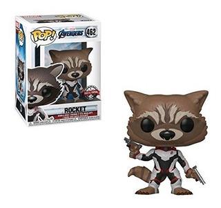 Funko - Marvel Avengers Rocket #462