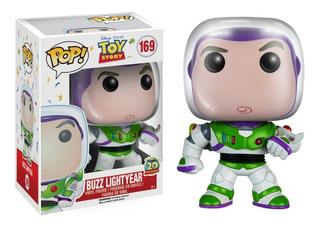 Funko Pop Buzz Lightyear #169 - Miltienda Toy Story 4 Disney