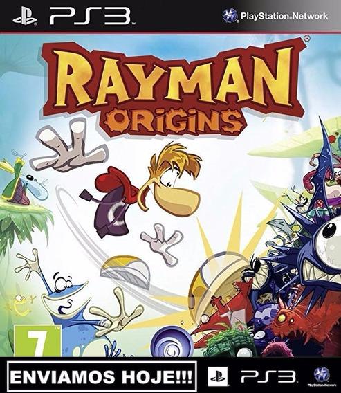 Rayman Origins Ps3 Psn Jogos Ps3 Receba Hoje!