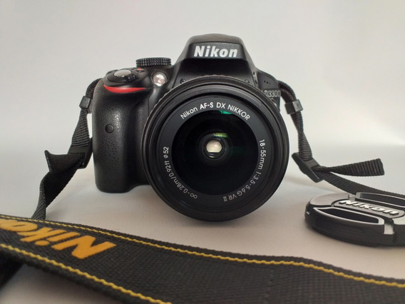 Camera Nikon D3300 18-55mm Vr Ii Kit