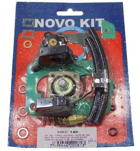 Imagem 1 de 1 de Kit Reparo Carburador Tlde Vw Parati 89 90 91 92 93 94 95