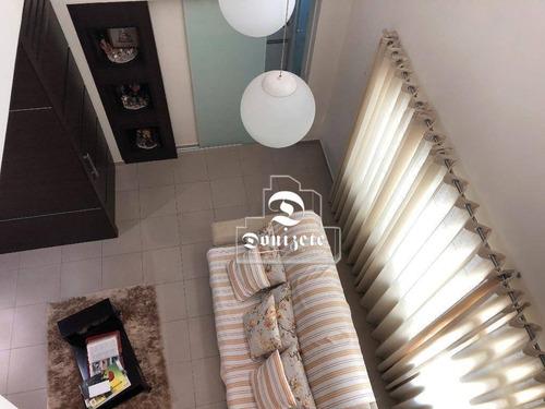 Sobrado Com 5 Dormitórios À Venda, 333 M² Por R$ 1.249.000,00 - Santa Maria - Santo André/sp - So2770