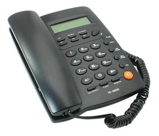 Teléfono Escritorio Pantalla Reloj Alarma Calculadora