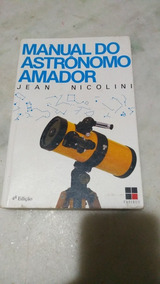 Manual Do Astronômo Amador Jean Nicolini