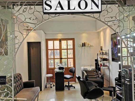 Traspaso Salón De Belleza Spa Estética Oportunidad Negocio