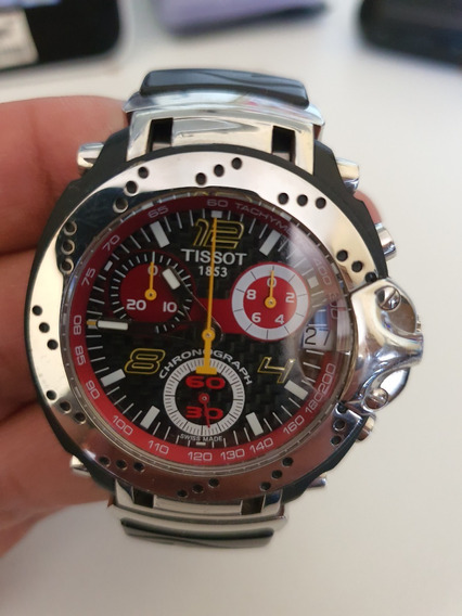 Relógio Tissot Original Moto Gp