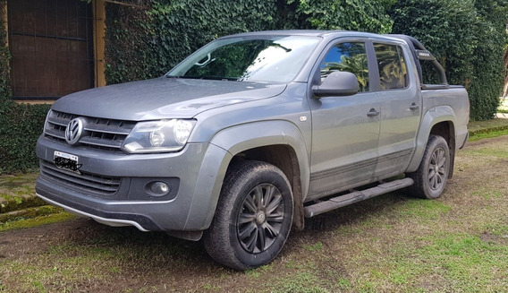 Volkswagen Amarok 2.0 Cd Tdi 180cv 4x4 Dark Label At