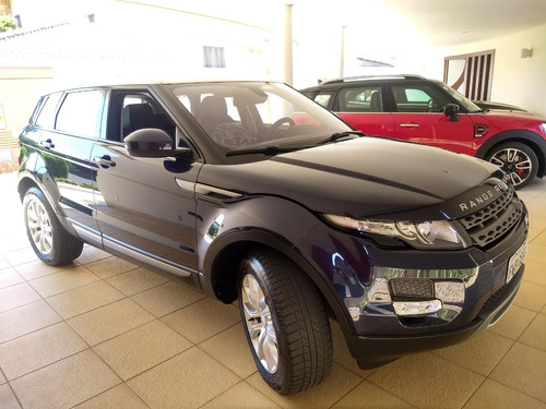 Imagem 1 de 12 de Range Rover Evoque Pure