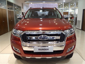 Ford Ranger Limited - Doble Cabina - 4x4 - At - Diesel
