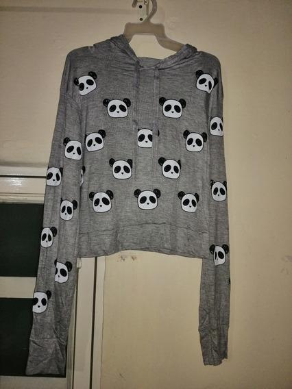Blusa De Panda Moda Juvenil