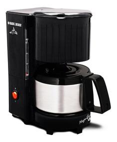 Cafeteira Black+decker 12 Cafes Jarra Inox 600w Cm12