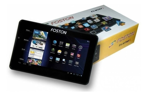 Tablet Foston Com 1 Cabo Usb , Wifi