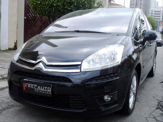 Citroën C4 Picasso 2.0 16v Gasolina 4p Automatico
