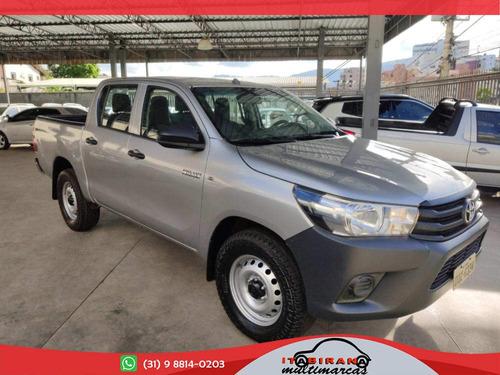 Toyota Hilux Cd 4x4 2.8 Diesel Mec. Diesel 2019