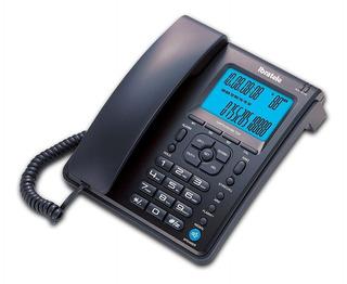 Telefone Fixo Capta Phone Identificador De Chamadas Viva Voz